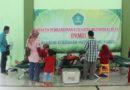 Kegiatan Donor Darah Akbid Muslimat Nu Kudus Di Balai Desa Gondang Manis